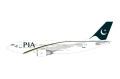 [予約]InFlight Model 1/200 A310-308 パキスタン国際航空 AP-BEQ スタンド付属