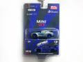 【ポイント交換品 4,320pt】MINI GT 1/64 LB★WORKS 日産 GT-R R35 タイプ1 リアウイング バージョン 1 キャンディブルー 北米限定 ※チェイスカー