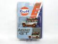 【ポイント交換品 3,960pt】MINI GT 1/64 ランドローバー ディフェンダー 110 ガルフ(左ハンドル) 北米限定 ※チェイスカー