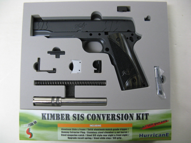 HurricanE  KIMBER SIS CONVERSION KIT