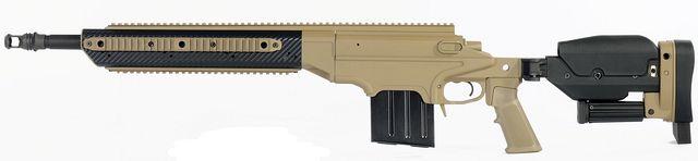 【35%OFF】【上級者向け】【18才以上用】 VFC  【海外製 ボルトアクションライフル】 ASW338 LM (BoltActionRifle)