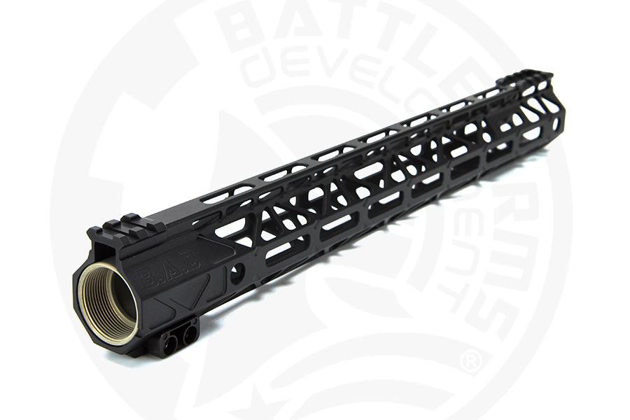 BATTLE ARMS   RIGIDRAIL™ M-LOK AR15/M16 Rail 15inch