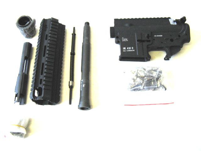 Iron Airsoft  【HK416 Conversion Kit】 for WA M4 series