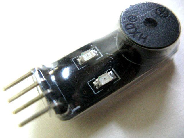 【LiPo Battery】 ローバッテリー アラーム <Bタイプ>
