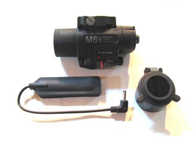 M6X タイプ フラッシュライト