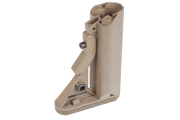 LEWIS MACHINE&TOOLS (LMT)  SOPMOD BUTTSTOCK, TAN (1005-01-544-9825) LMT L7LA2BAT