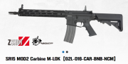 G&G ARMAMENT SR15 MOD2 Carbine M-LOK【G2L-016-CAR-BNB-NCM】 電動ガン