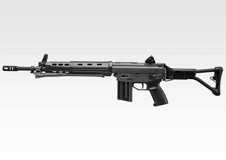 東京マルイ ガスブローバック 18歳以上用  89式5.56mm小銃〈折曲銃床型〉