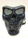 ノーブランド  【フェイスガード】 Cacique Plastic Skull Mask