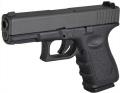 【18才以上用】【日本正規ver.製品仕様】 KJ Works(ケイジェイ ワークス)  【ガスブローバック】 Glock19(グロック19) <ヘビィウェイトスライド&ナイロンポリマーフレーム>