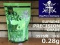 【18才以上用】 VFC(ブイエフシー)  【BIO(バイオ)BB弾】 SUPREME PRECISION GRADE 0.28g 3575発 1KG <White(ホワイト)>