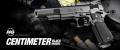【10才以上用】【高性能】 東京マルイ  【エアーハンドガン】 CENTIMETER BLACK MODEL 【HIGH GRADE/HOP UP】 センチメーター マスター ブラックモデル 【ハイグレード/ホップアップ】