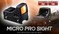 東京マルイ  【オプションパーツ(光学サイト)】 MICRO PRO SIGHT マイクロプロサイト