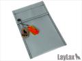 LayLax(ライラクス)  【装備・サバゲー用品・ケース・バック】 PSEリポ セーフティバッグ Sサイズ