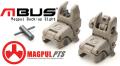STAR/MAGPUL-PTS  MBUS バックアップサイト