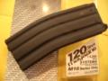 SYSTEMA P.T.W.用120連マガジン(0.25gBB対応)新型
