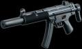 東京マルイ  H&K MP5SD6 【ATハイスピード改カスタム】