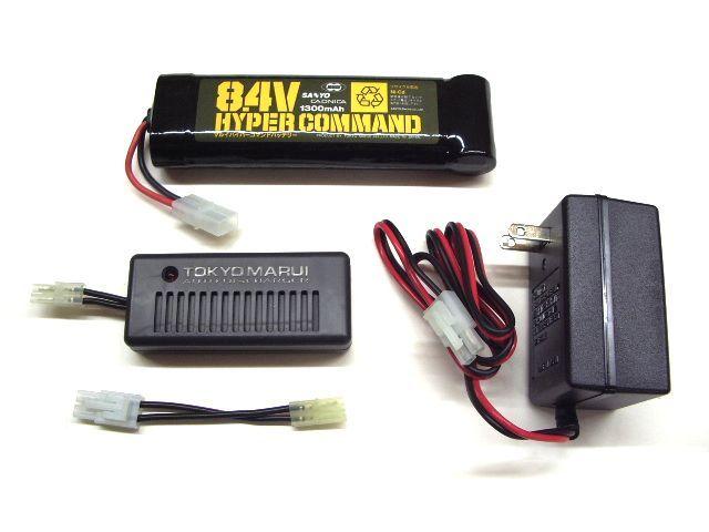 SYSTEM スターターバッテリーセット ラージバッテリー