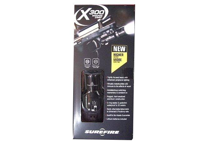 SUREFIRE X300 ウェポンライト