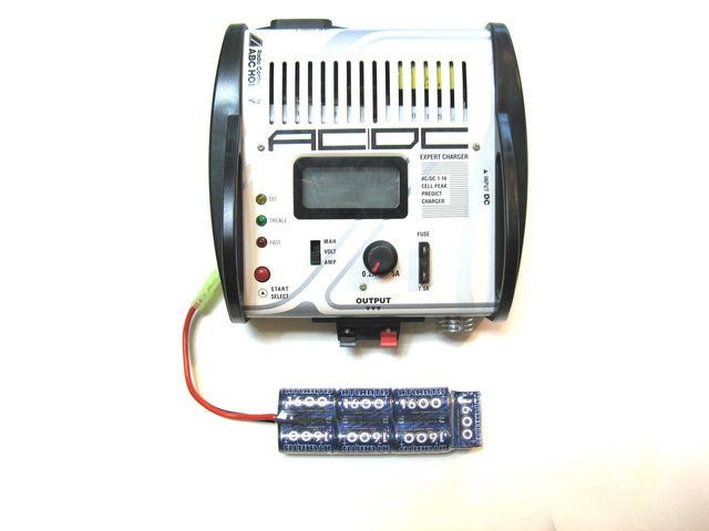 SYSTEM エキスパート急速充電セット ミニタイプ