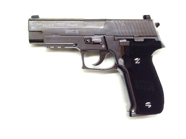 東京マルイ  P226 クロームステンレス