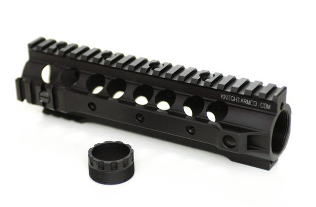 IronAirsoft KAC URX3 8インチレール