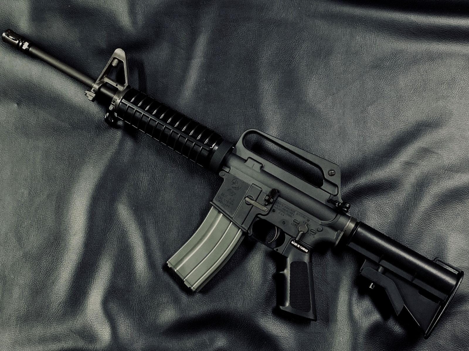 CAR M16A2カービン (Mod.723) GBBR [Limited Edition]