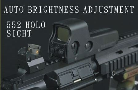 HurricanE  552 HOLO SIGHT