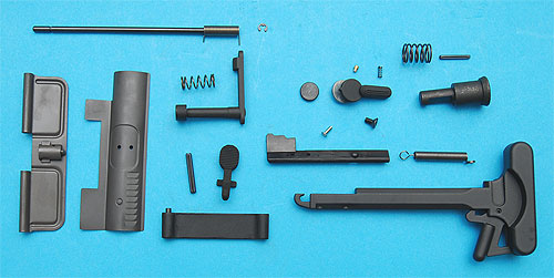 Metal Body Assembly Parts Package C