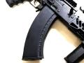 GHK AK GBB 7.62カスタムマガジン BK