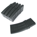King Arms M4 130 rounds TangoDown Style Magazines Box Set (5pcs) - BK