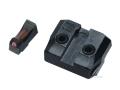 DETONATOR マルイGlockグロックシリーズ用SAIイプ スティールサイトセット