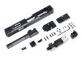 X-Craft FI G17 MK2 CNCスライド/アウターバレルセット (Blackバレル)