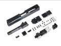 X-Craft FI G19 MK1 CNCスライド/アウターバレルセット (Blackバレル)