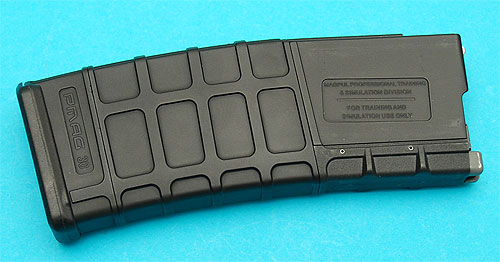 G&P Magpul Gas Blowback Magazine (Black) (39rds)
