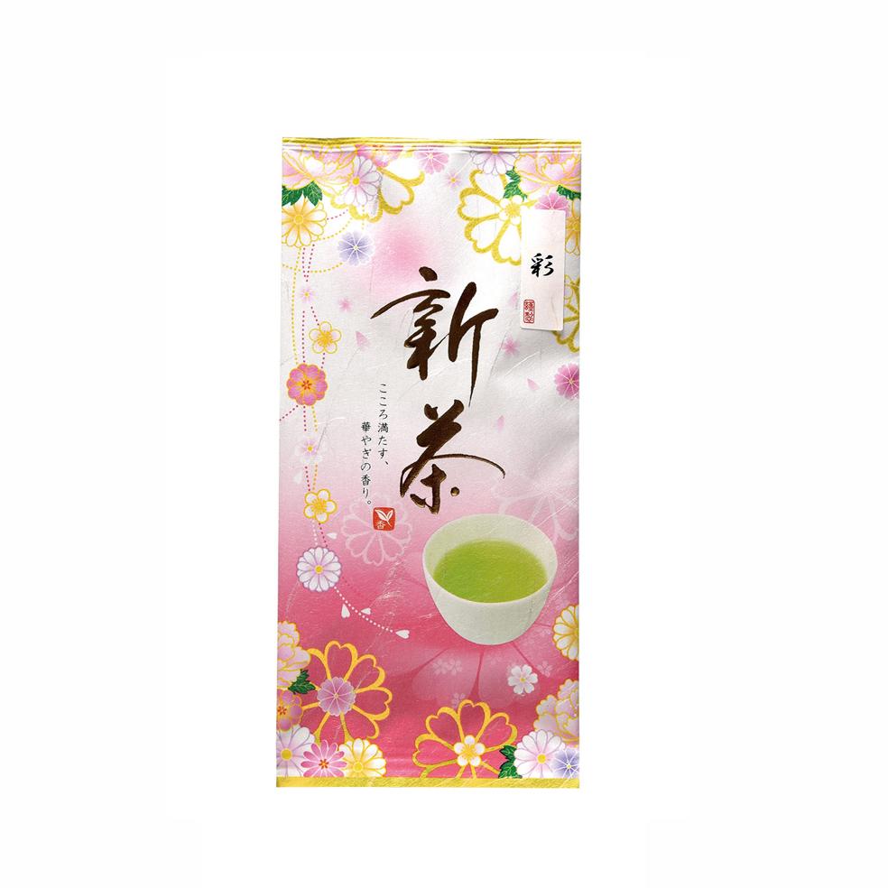 新茶 特選ぐり茶 彩 100g(5月上旬予定)