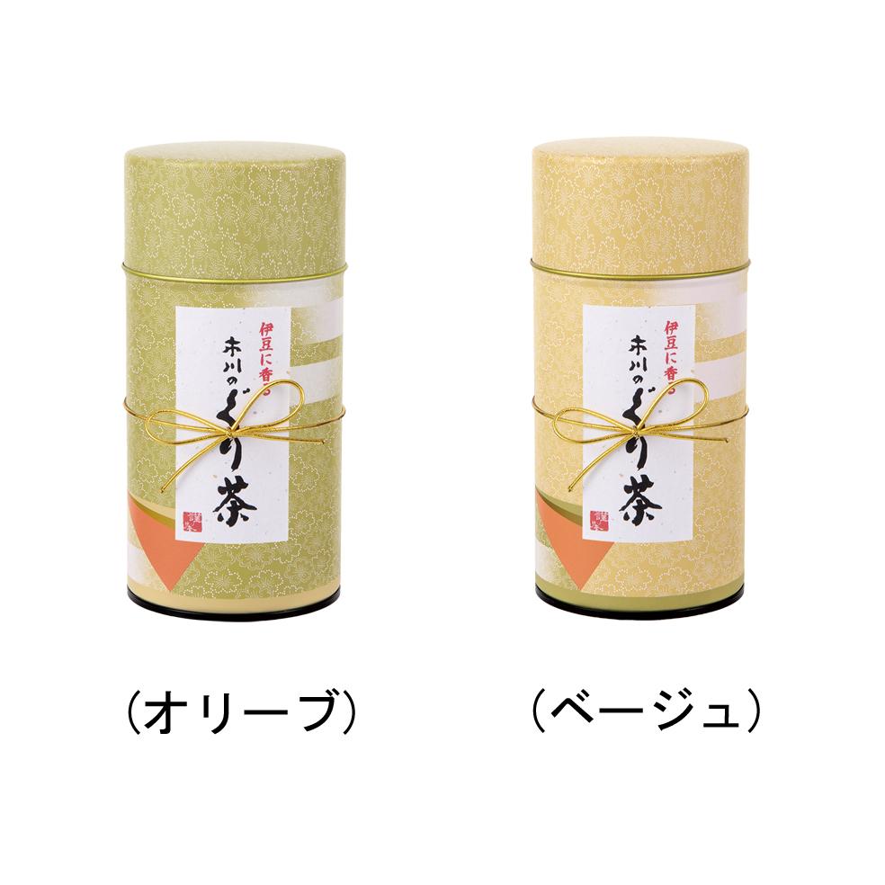 花(ハナ) 特選ぐり茶 冬の彩り 120g×1本(カートン入)