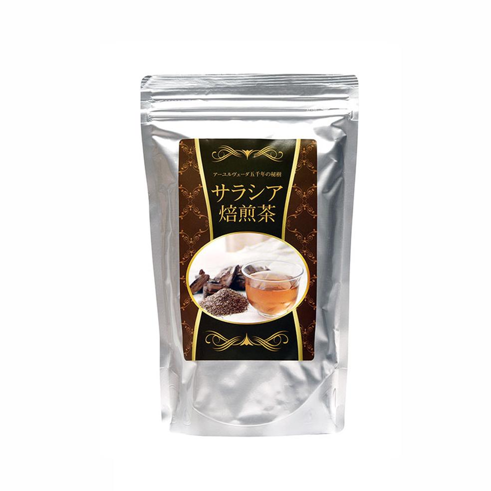 サラシア焙煎茶 180g(30P)