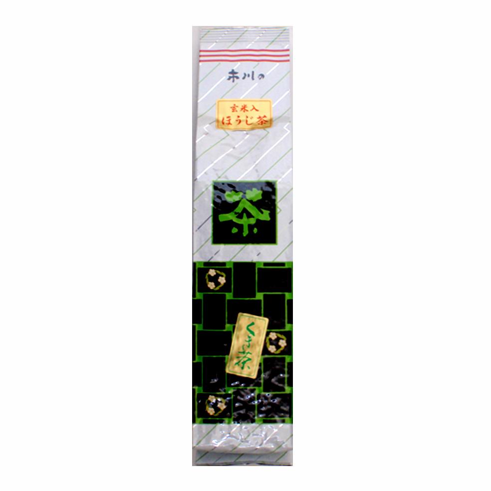 玄米くきほうじ茶 200g