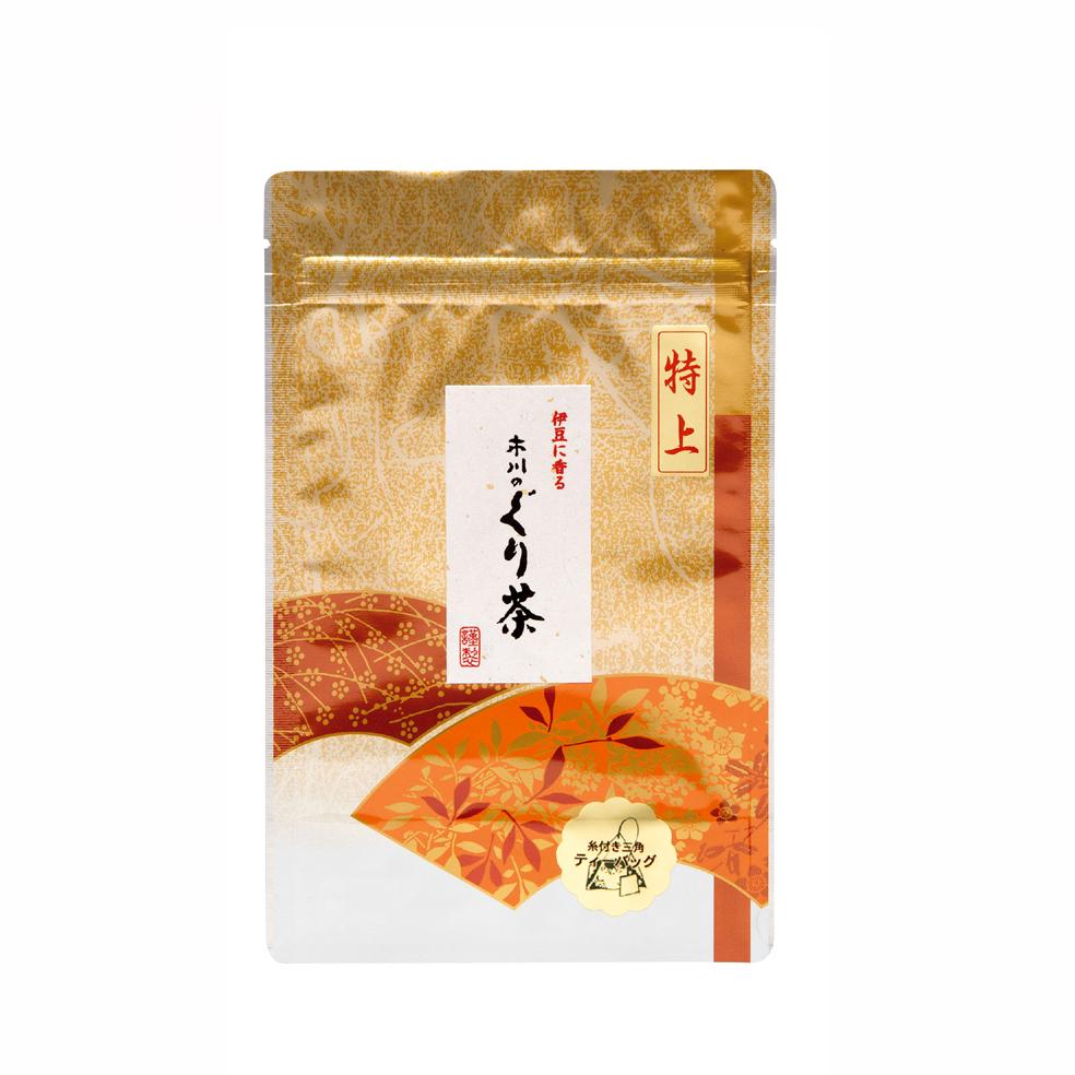 特上ぐり茶糸付ティーバッグ 3g×24P