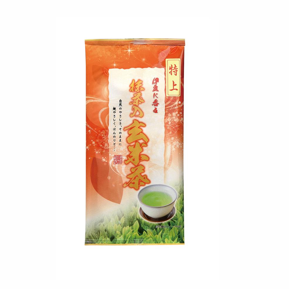 特上抹茶入玄米茶 100g