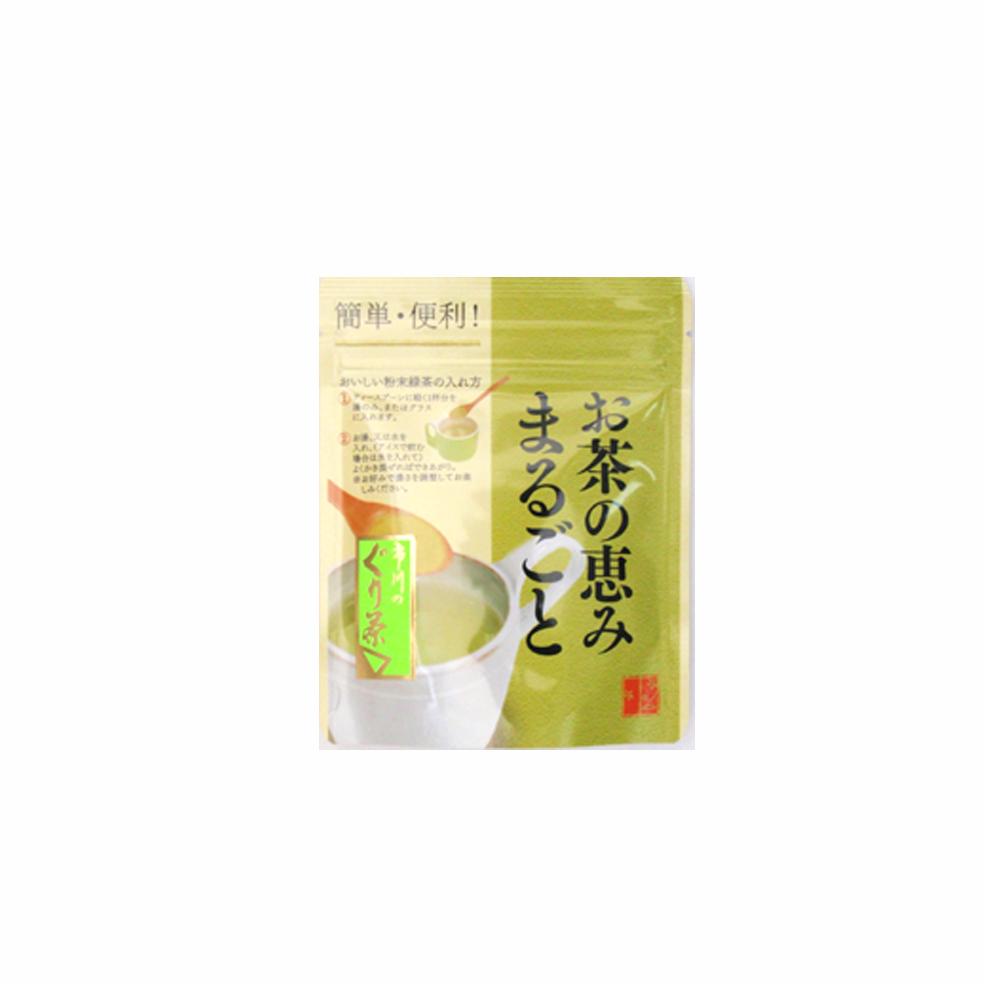 お茶の恵み まるごと 40g (粉末ぐり茶)
