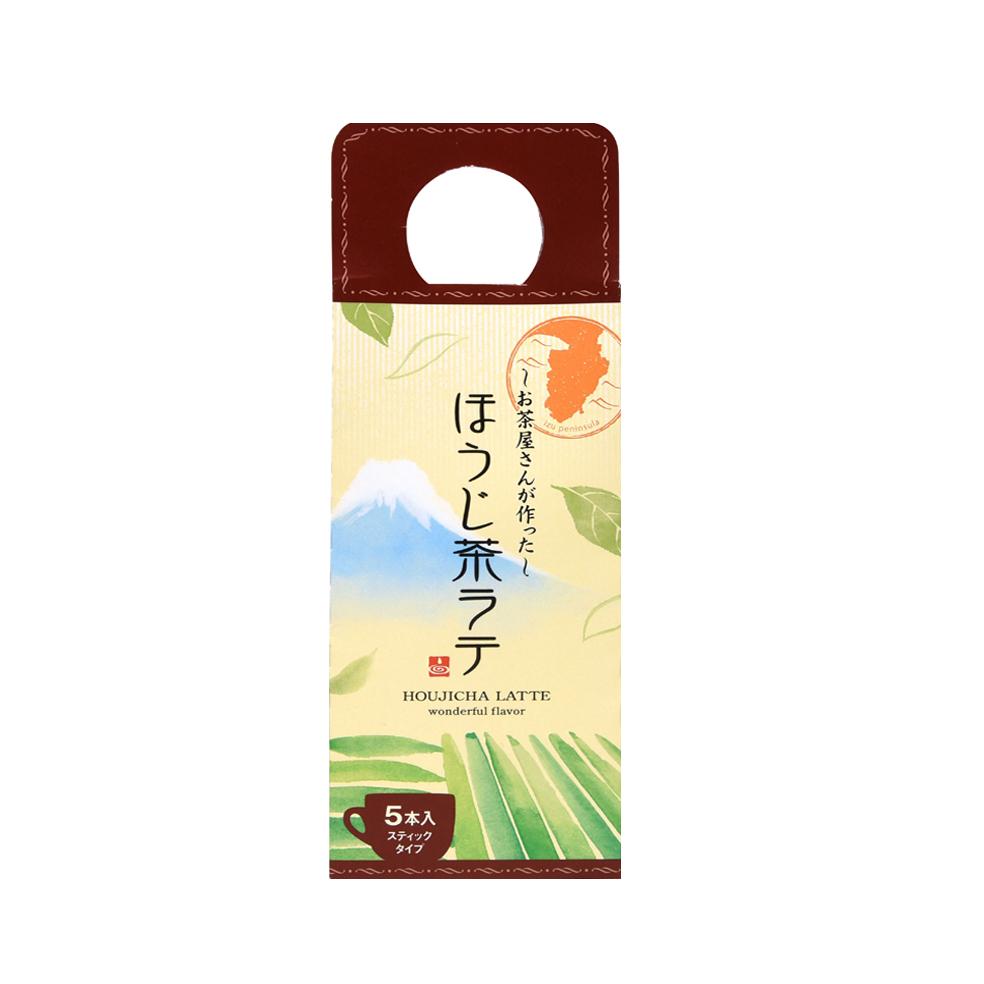 ほうじ茶ラテ(スティックタイプ)8g×5