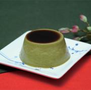 ぐり茶プリン(一進堂/和洲)(別途クール代金330円)