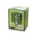 ぐり茶三角糸付ティーバッグ(プラケース入) 2g×10