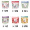 和柄チャック付袋1 (ぐり茶糸付ティーバッグ12g(2g×6P))