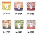 和柄チャック付袋3 (ぐり茶糸付ティーバッグ12g(2g×6P))
