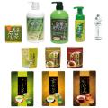 ウイルス対策! 緑茶パワーセット