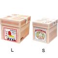お茶屋の看板ネコ みたらしちゃん 貼茶箱(紙製)