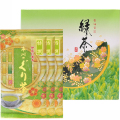 特撰ぐり茶 150号 平箱セット(2本入.3本入)